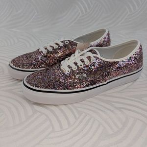 VANS Authentic Chunky Glitter Womens 9.5